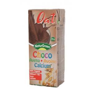 Auzu dzēriens ar kakao un kalciju