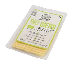 Bio siers Holandes, šķēlēs, Cesvaines piens