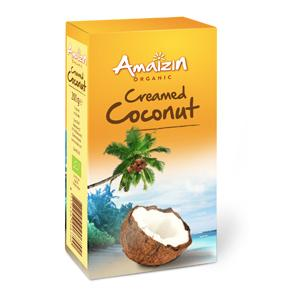 Amaizin kokosriekstu krēms, Amaizin